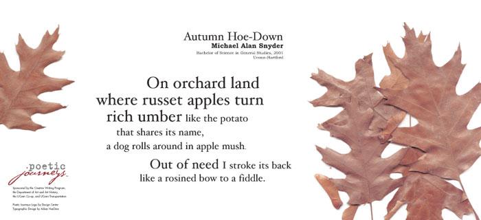 Autumn Hoe-Down