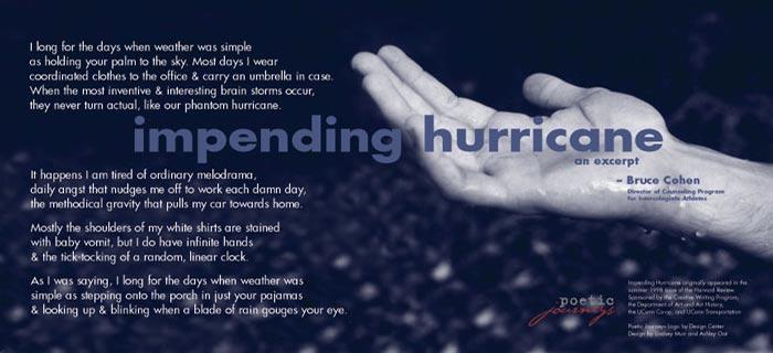 Impending Hurricane