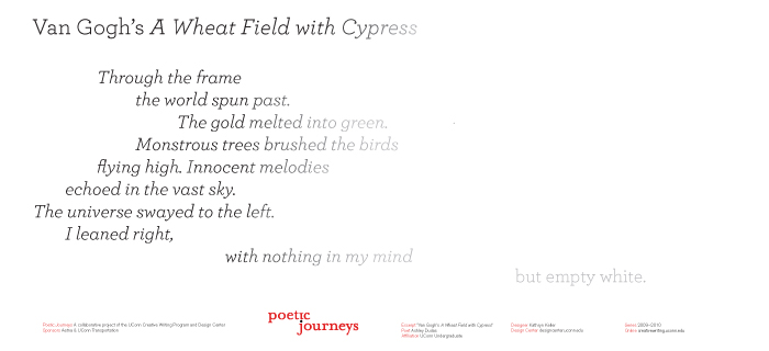 A Wheat Field with Cypress